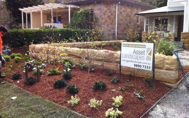 landscape construction - garden landscaping