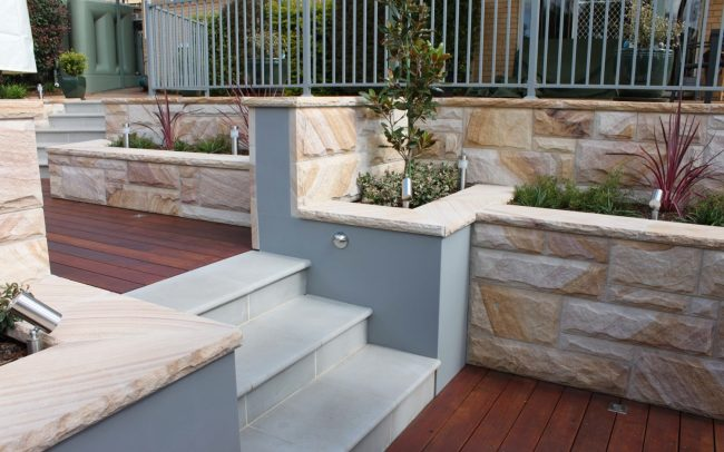 custom landscaping sydney - landscapers